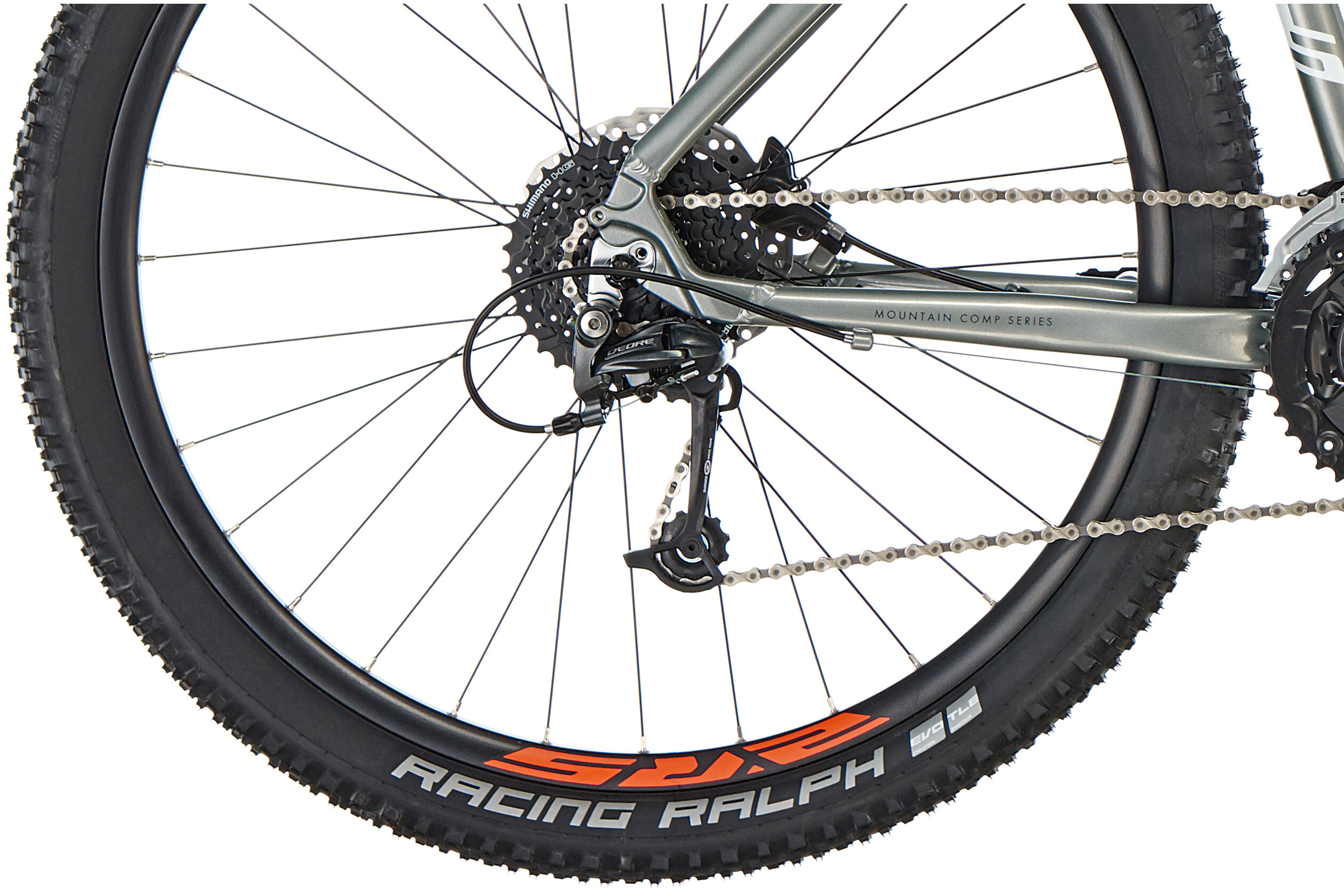 Serious Shoreline 27,5 MTB Hardtail grå | Find cykeltilbehør på nettet | Bikester.dk